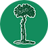 NYC tree in green circle (favicon)