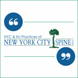 New York City Spine logo