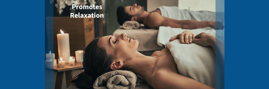 couple enjoying a relaxing massage