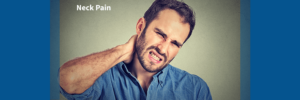neck pain and stiffness from neck arthritis